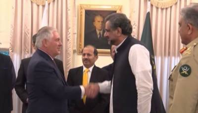 While others consider it as a slap on face, PM Abbasi takes a long view of Tillerson visit