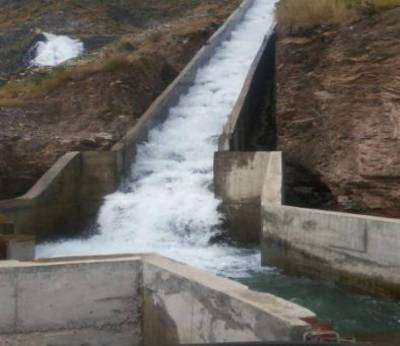 33 Irrigation and water supply schemes being launched in FATA