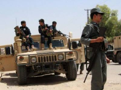 Afghan Taliban kill at least 22 Police officials in multiple attacks, take away US Humvees