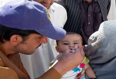 Anti Polio campaign begins in Balochistan