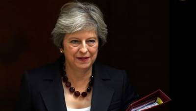 British Minister sex toys scandal: Theresa May orders inquiry
