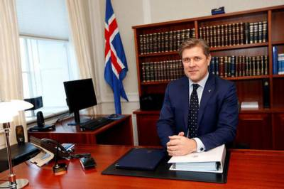 -Iceland PM hit by Panama Leaks wins snap elections