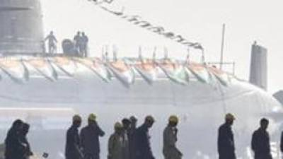 India - Japan Navies conduct anti submarines warfare drills in Indian Ocean