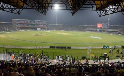 Pak Vs Sri Lanka 3rd T20 match time at Qaddafi Stadium Lahore