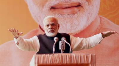 PM Modi says talking about Kashmir freedom is an insult to Indian soldiers martyrdom