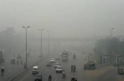 SMOG in Lahore hits back
