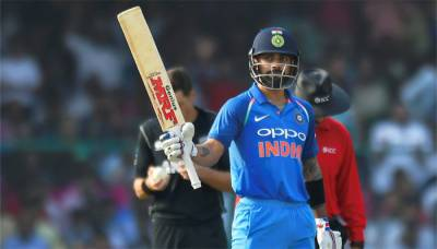 Virat Kohli makes historic record