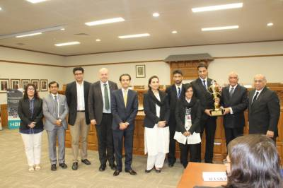 4 Pakistani Universities participate in international moot