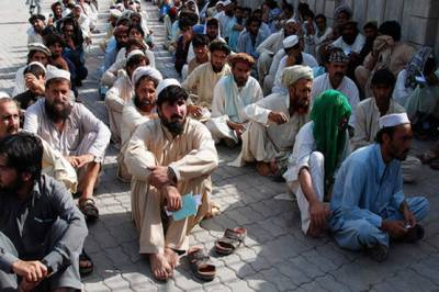 95 percent TDPs of FATA repatriated to native areas