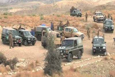 Bomb blast in South Waziristan, one soldier martyred