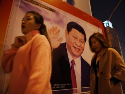 China crowns Xi Jinping with name once reserved for Mao Zedong