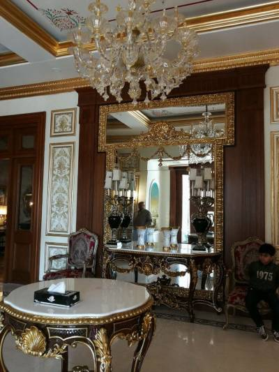 Governor House Murree renovated with Golden Toilets, Royal Luxurious living at cost of Rs 600 million