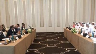 India - UAE hold strategic talks on defence and security