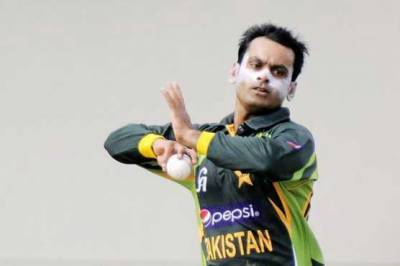 Mohammad Hafeez leaves for England for bowling action test