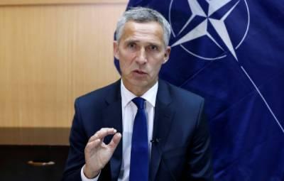 NATO chief calls N. Korea a