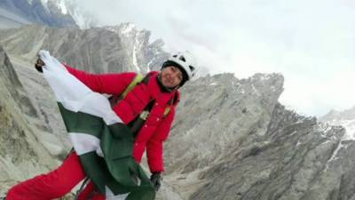 Samar Khan sponsored by Pakistan Army to feature in World's highest mountains cycling event