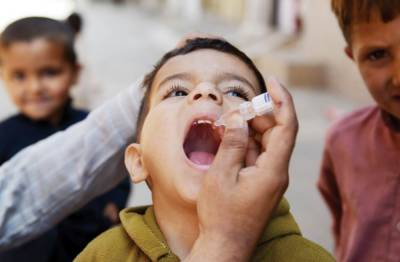 Target of 4.660m children set for vaccination in KP, FATA