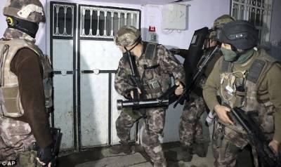 Turkey arrests ISIS terrorists in nationwide raids: report