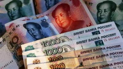 Russia China to trade in mutual currencies ditching US Dollar