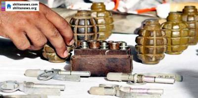 Terrorist bid foiled, ammunition seized in Balochistan