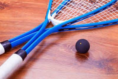 16 players from six countries confirmed entries for participation in two squash tournaments