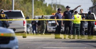26 killed, 20 injured in shooting at Texas Baptist Church