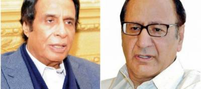 Ch Shujaat, Pervaiz Elahi likely to appear before NAB today
