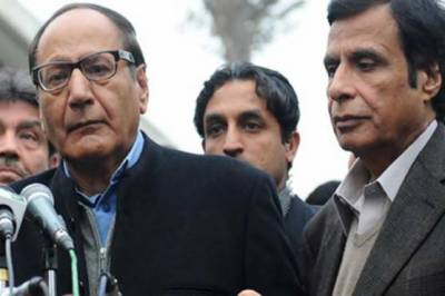 Chaudhry Brothers appear before NAB