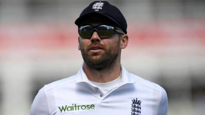 Cricket: Anderson open to England's vacant vice-captaincy