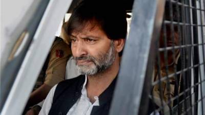 ED notice to Yasin Malik illegal: IHK Bar