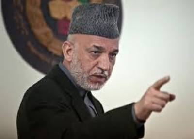 Hamid Karzai lashes out at US yet again