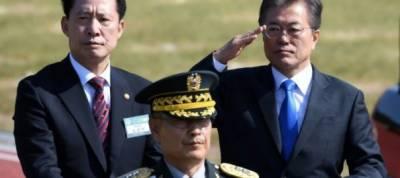 S. Korea announces sanctions against Pyongyang