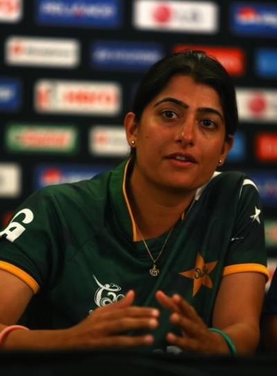 Sana Mir rocks as Pakistan makes historic win
