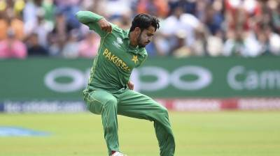 Sarfraz's shouting at players motivates us: Hasan Ali