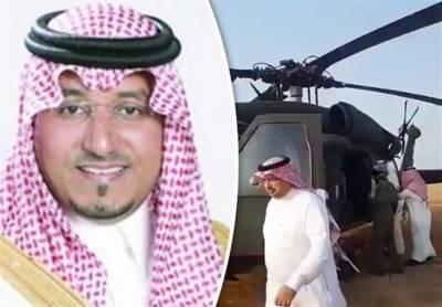 Saudi Prince Mansoor Bin Maqrin killed while fleeing country: Report