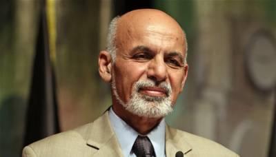 Afghan President Ashraf Ghani telephones Pakistani PM