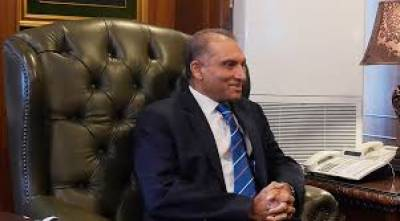 Ambassador Aizaz Chaudhry met members of Congress on Capitol Hill in US