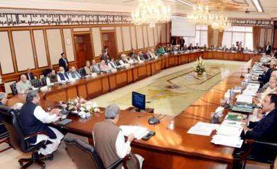 Federal Cabinet meeting takes vital decisions