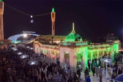 Hazrat Data Gunj Baksh 974th Urs begins today in Lahore