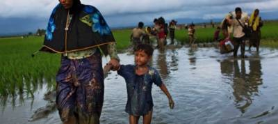 Myanmar says UN move could harm talks with Bangladesh