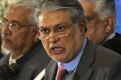 NAB Court gives a blow to Ishaq Dar