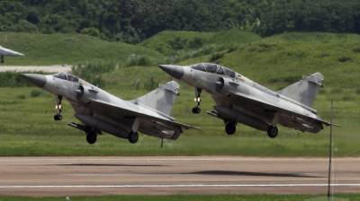 Taiwan grounds Mirage jets after plane goes missing