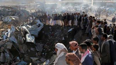 UK bombs and missile sale to Saudi Arabia rises 500% in Yemen war