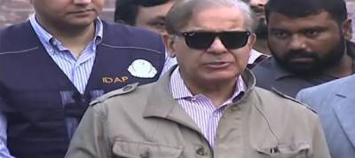 Zardari teaching lessons after devouring rs 6 billion: Shahbaz Sharif