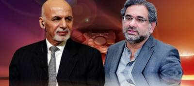Afghan president phones PM, expresses condolence on diplomat's murder