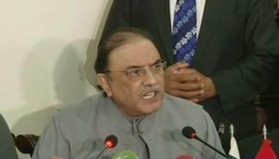 Asif Zardari levels serious accusations against Nawaz Sharif
