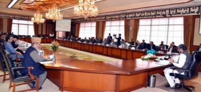CPEC Cabinet Committee meets