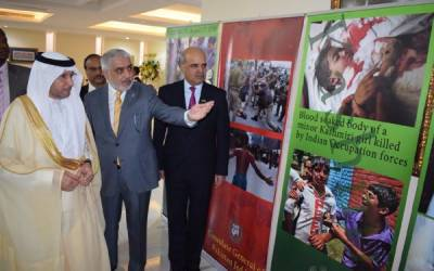 OIC fully stands behind Kashmiris struggle: Secretary General