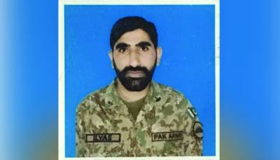 Pakistan Army checkpost attacked from Afghanistan, 5 terrorist killed one soldier martyred