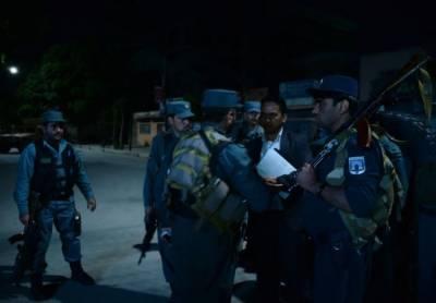 Six policemen killed in Afghanistan